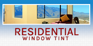 Home and Residential Window Tinting